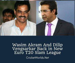 upcoming new cricket league