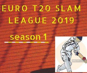 New European T20 Cricket League