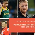 Euro T20 Slam league