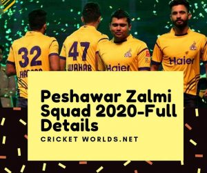 psl teams 2020