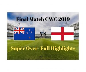 england vs new zealand world cup 2019