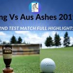 Eng Vs Aus Ashes 2019 [2nd Test Match Full Highlights]