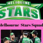 Melbourne Stars Squad