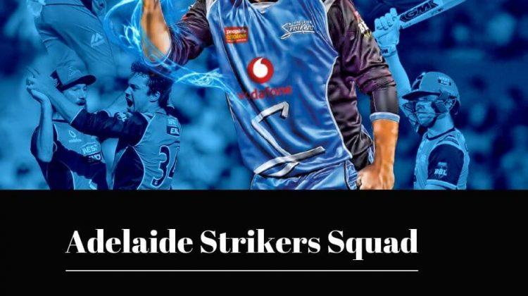 Adelaide Strikers Squad
