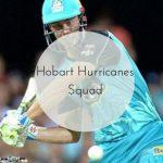 hobart hurricanes squad