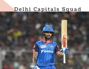 Delhi Capitals Predicted Squad For IPL