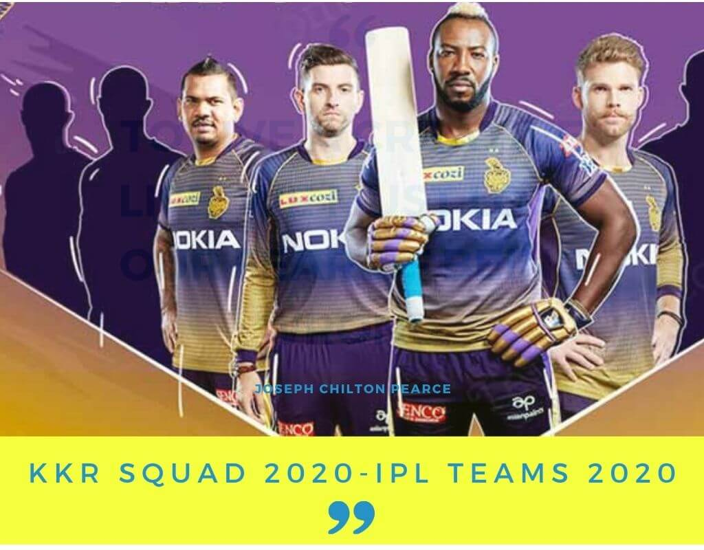 kkr team 2020 released players