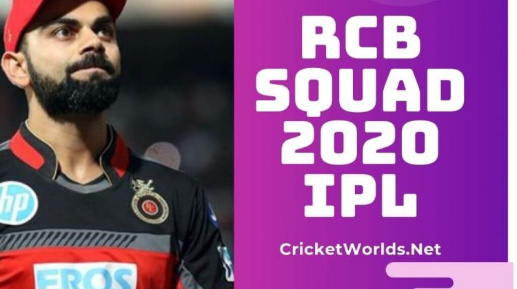rcb squad 2020 after auction