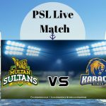 KK Vs MS PSL Live Match