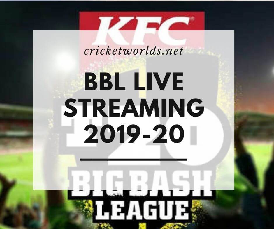 bbl live streaming