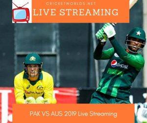 Aus Vs Pak Live Streaming