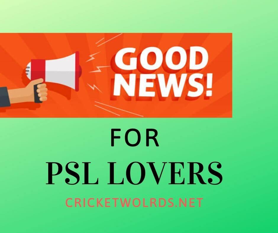 PSL5 latest news