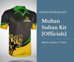 Multan Sultan Kit 2020
