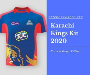 Karachi Kings Kit 2020