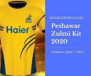 Peshawar Zulmi Kit 2020