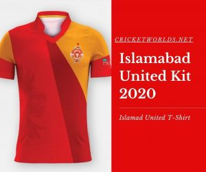 Islamabad United Kit 2020