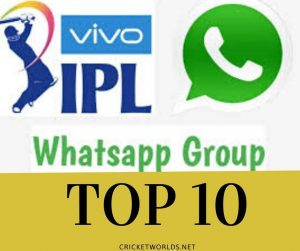 How to join ipl WhatsApp 2020 group
