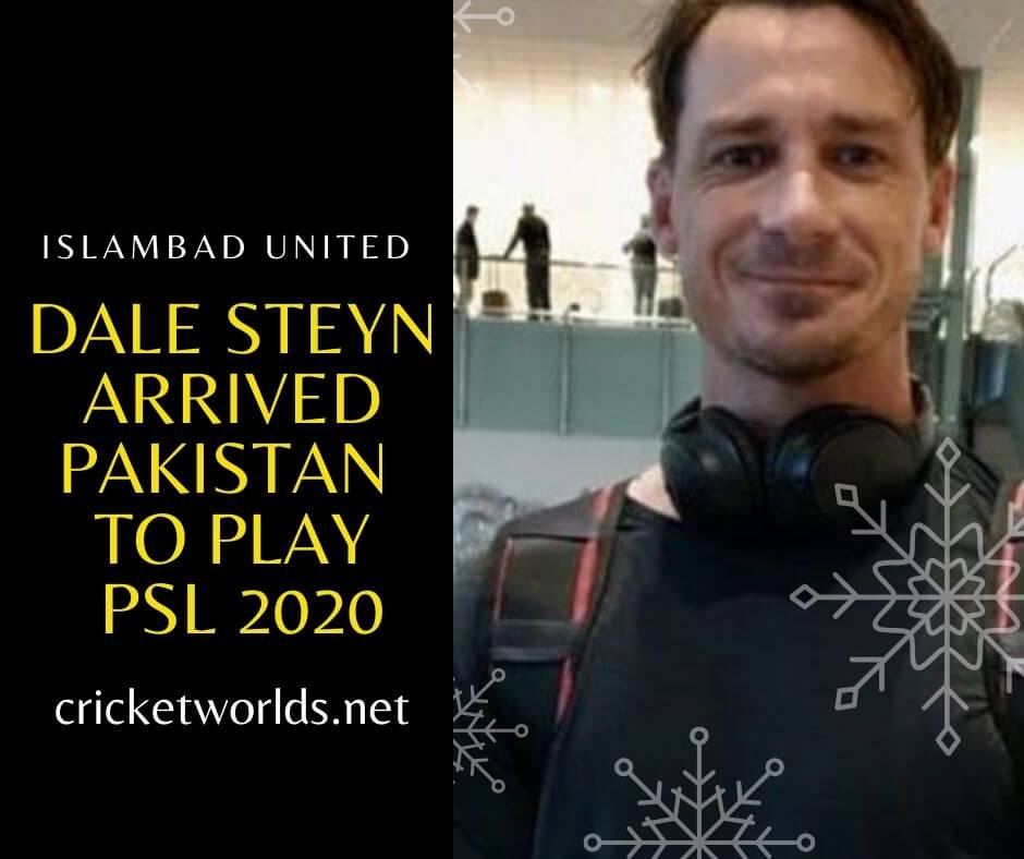 Dale Steyn coming to Pakistan for playing psl 5