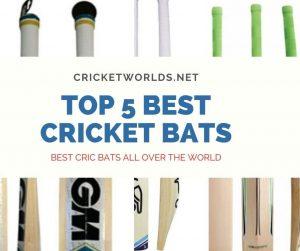 BEST CRICKET BAT IN THE WORLD