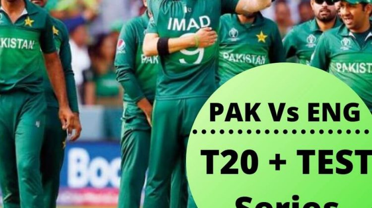 PAK VS ENG 2020 TEST T20 SERIES