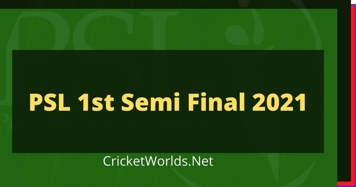 PSL 1st semi final
