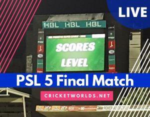 PSL Final Match