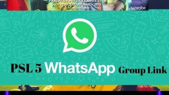 PSL live score whatsapp group
