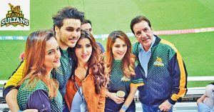 who is brand ambassadors of Multan Sultan