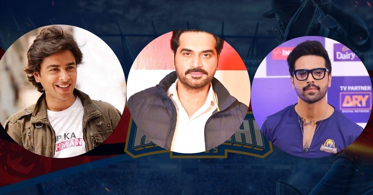 who is brand ambassadors of Karachi kings